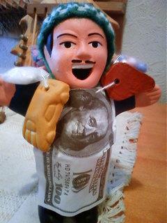 エケコ人形画像